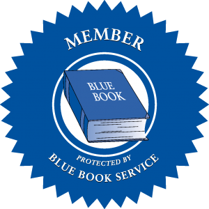 Blue Book Member Seal